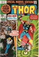 Special Marvel Edition (1971) #01