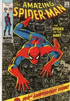 Amazing Spider-Man (1963 1st Series) #100