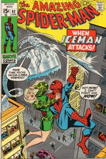 Amazing Spider-Man (1963 1st Series) #092