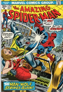 Amazing Spider-Man (1963 1st Series) #125