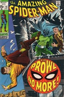 Amazing Spider-Man (1963 1st Series) #079
