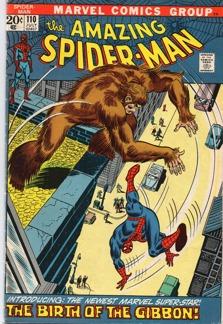 Amazing Spider-Man (1963 1st Series) #110