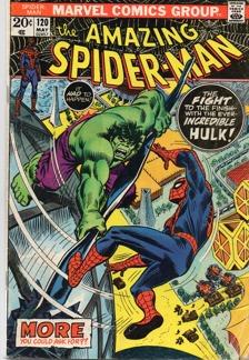 Amazing Spider-Man (1963 1st Series) #120