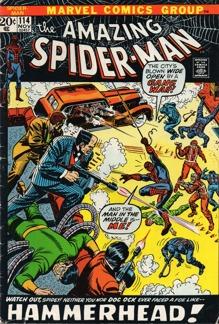 Amazing Spider-Man (1963 1st Series) #114