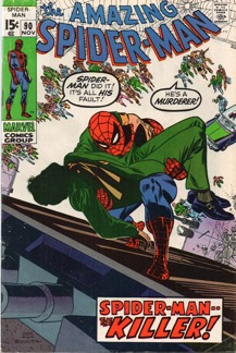 Amazing Spider-Man (1963 1st Series) #090