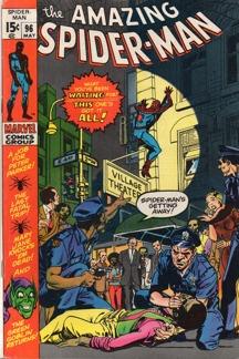 Amazing Spider-Man (1963 1st Series) #096