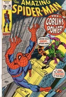Amazing Spider-Man (1963 1st Series) #098