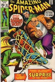 Amazing Spider-Man (1963 1st Series) #085