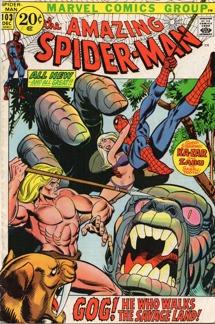Amazing Spider-Man (1963 1st Series) #103