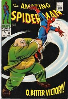 Amazing Spider-Man (1963 1st Series) #060