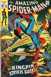 Amazing Spider-Man (1963 1st Series) #084