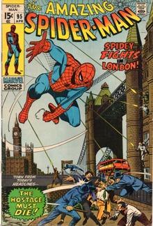 Amazing Spider-Man (1963 1st Series) #095