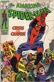 Amazing Spider-Man (1963 1st Series) #068
