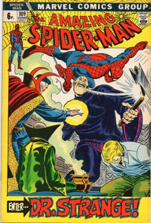 Amazing Spider-Man (1963 1st Series) #109