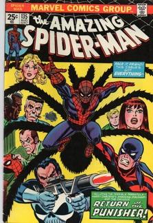 Amazing Spider-Man (1963 1st Series) #135