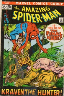 Amazing Spider-Man (1963 1st Series) #104