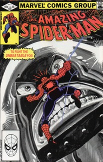 Amazing Spider-Man (1963 1st Series) #230