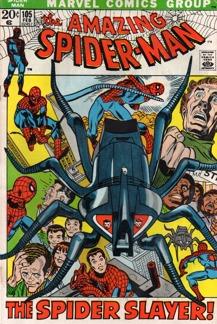 Amazing Spider-Man (1963 1st Series) #105