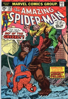 Amazing Spider-Man (1963 1st Series) #139