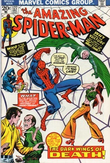 Amazing Spider-Man (1963 1st Series) #127
