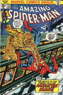 Amazing Spider-Man (1963 1st Series) #133