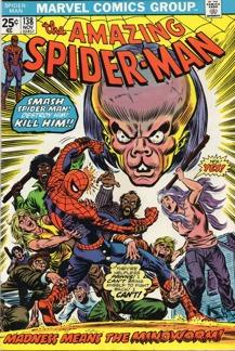 Amazing Spider-Man (1963 1st Series) #138