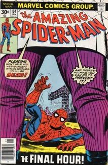 Amazing Spider-Man (1963 1st Series) #164