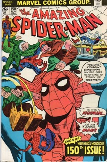 Amazing Spider-Man (1963 1st Series) #150