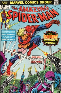 Amazing Spider-Man (1963 1st Series) #153