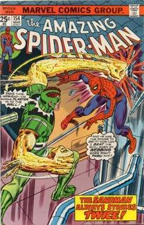 Amazing Spider-Man (1963 1st Series) #154