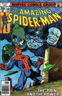 Amazing Spider-Man (1963 1st Series) #181