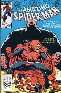 Amazing Spider-Man (1963 1st Series) #249