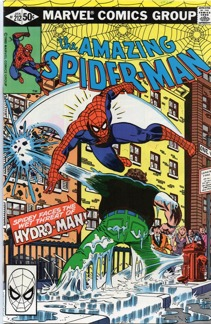 Amazing Spider-Man (1963 1st Series) #212 1st app. Hydro-Man