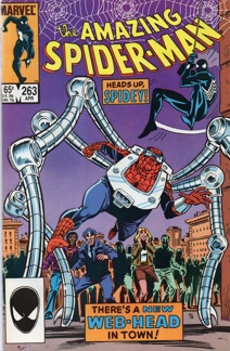 Amazing Spider-Man (1963 1st Series) #263