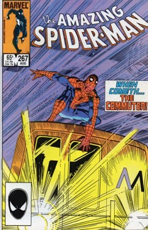 Amazing Spider-Man (1963 1st Series) #267