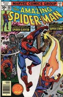 Amazing Spider-Man (1963 1st Series) #167