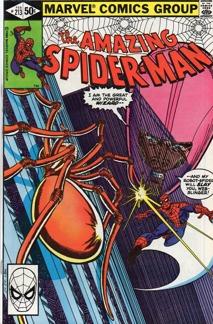 Amazing Spider-Man (1963 1st Series) #213