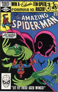 Amazing Spider-Man (1963 1st Series) #224