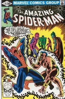 Amazing Spider-Man (1963 1st Series) #215