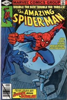 Amazing Spider-Man (1963 1st Series) #200