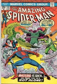 Amazing Spider-Man (1963 1st Series) #141