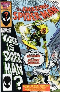 Amazing Spider-Man (1963 1st Series) #279