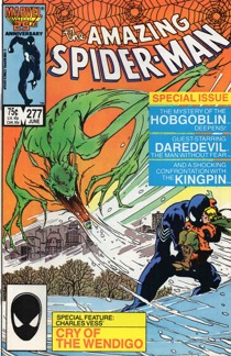 Amazing Spider-Man (1963 1st Series) #277