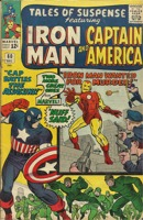 Tales of Suspense (1959 1st Series) #060 2nd appearance of Hawkeye