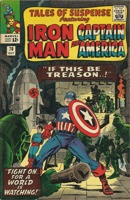 Tales of Suspense (1959 1st Series) #070