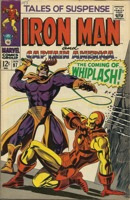 Tales of Suspense (1959 1st Series) #097 1st appearance of Whiplash