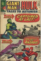 Tales to Astonish (1959 1st Series) #061
