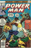 Power Man and Iron Fist (1972 Hero for Hire) #49