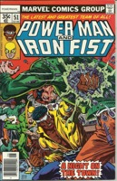 Power Man and Iron Fist (1972 Hero for Hire) #51