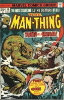 Man-Thing (1974 1st series) #16